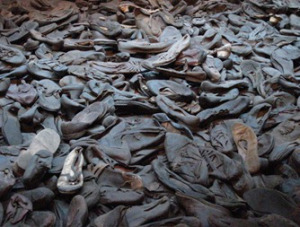 Holocaust Museum - Room of Shoes Photo from washingtonvirtualtrip.wikispace.com