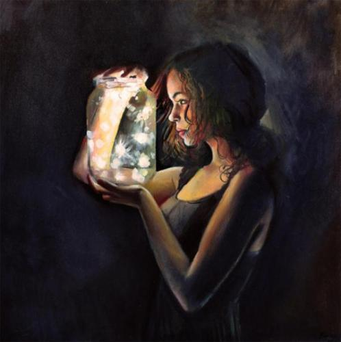 woman-painting-by-emilia-wilk-1