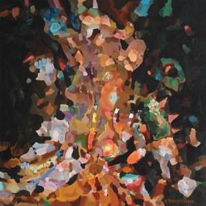 """Life Satisfaction"" Painting by Vladislav Tchevtchenko"
