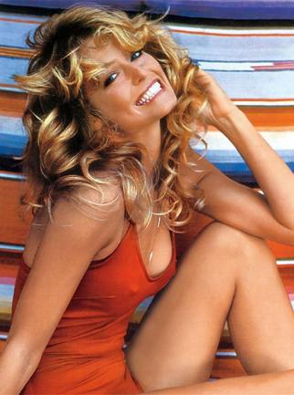 Farrah Fawcett Swimsuit Poster 1976